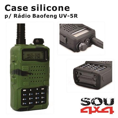 Case Silicone (p/Baofeng UV-5R)