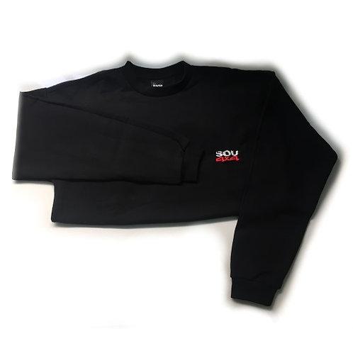 Blusa Moletom - SOU 4X4 - BM01 (bordado)