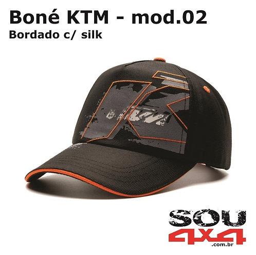 Boné KTM - mod.: 02