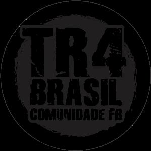 Adesivo - TR4 Brasil