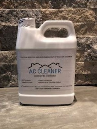 AC Cleaner - AC & Coolroom cleaning product (concentrate)