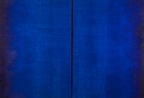 2016 Blue Symphony II diptych 44 x 64.jp