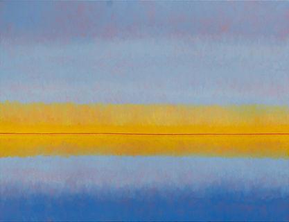 Reflections_JSRogers_30x40_oil encaustic