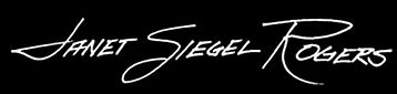 Janet Siegel Rogers signature