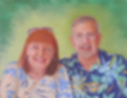 Carol and Bill Barnes portrai_April 27_2