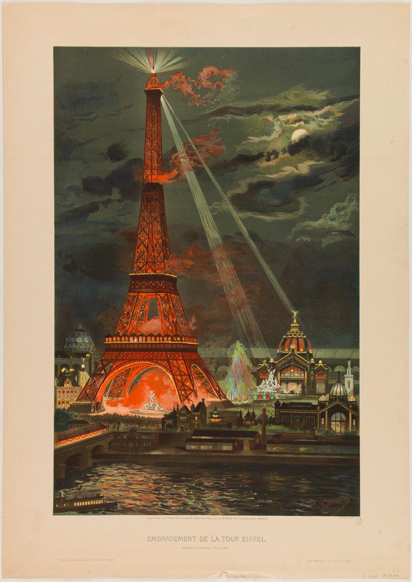Original Eiffel Tower