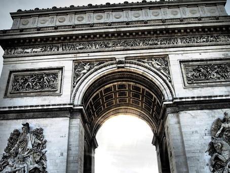 30 years to build Napoleon's Arc de Triomphe?!