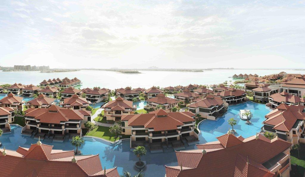 杜拜棕櫚島安納塔拉水療度假村