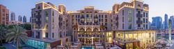 杜拜市中心維達酒店