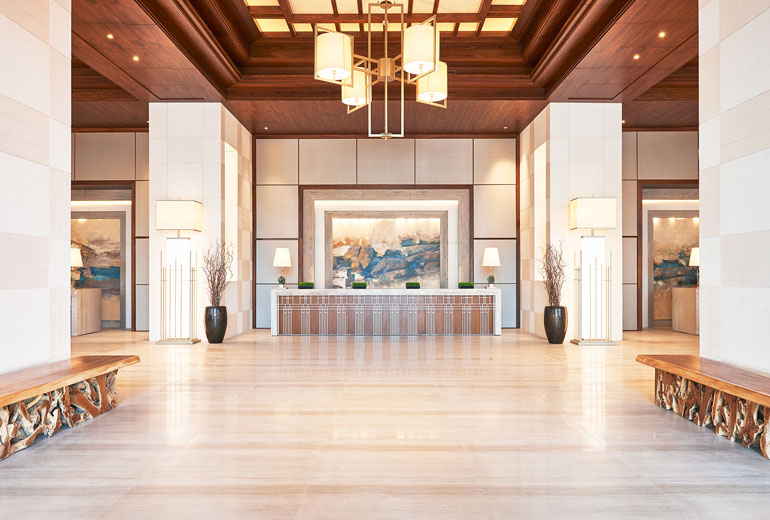 杜拜阿爾哈布圖爾市威斯汀酒店