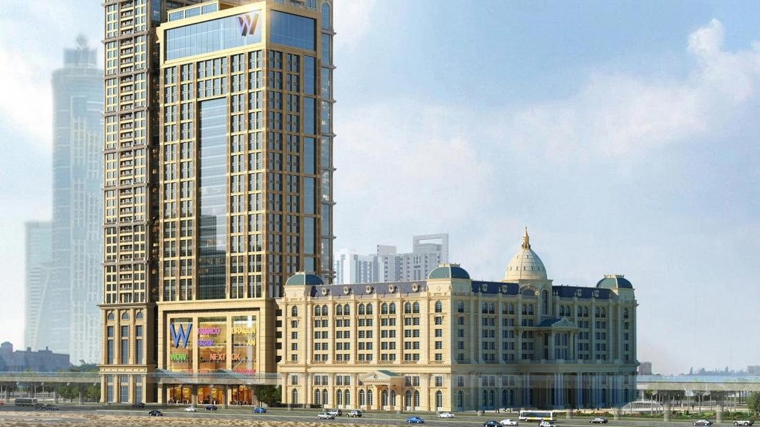 杜拜阿爾哈布圖爾市 W 酒店