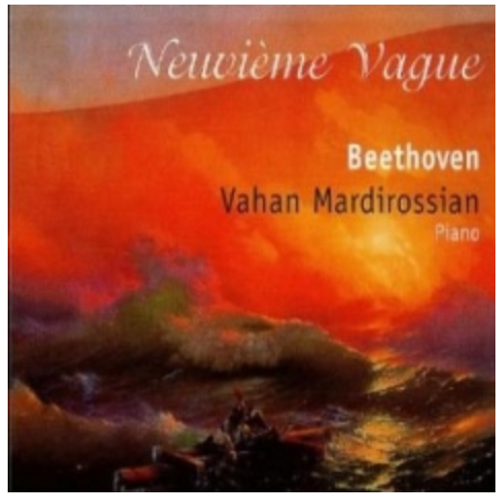 Beethoven, sonates pour piano Vahan Mardirossian