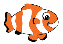 IAA clown fish