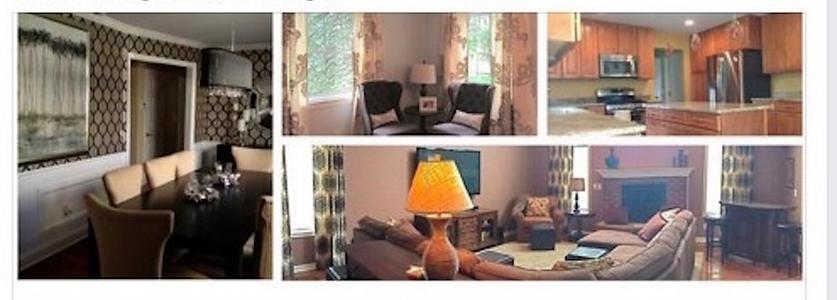 Affordable Interior Design - Client Portfolio