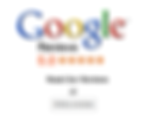 Google 5 star reviews for Castellini Interior Design