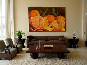 Castellini Interior Design - Client Living Room Design