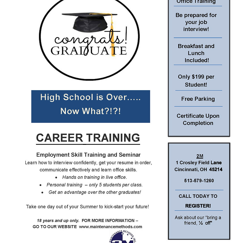Career Training with 2M Office Lab