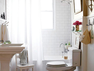 Looking to Acquire a Little More Storage Space in your Bathroom?  Check out these Ideas from Domino
