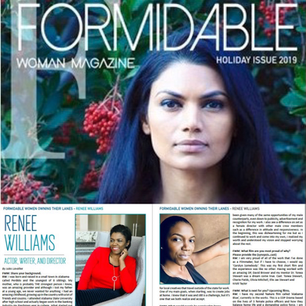 Formidable Woman Magazine