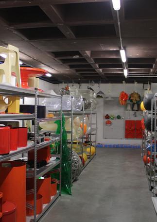 Plastic Identification Workshop at Brussels Design Museum