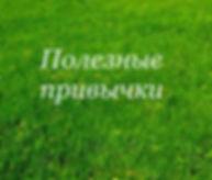 Полезные привычки. Дмитрий Куприянов