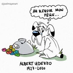 In Memoriam Albert Uderzo