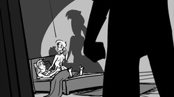 Storyboard Panel - Cheaters