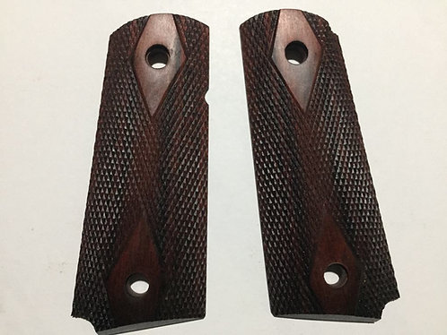 Officers Rosewood Double Diamond