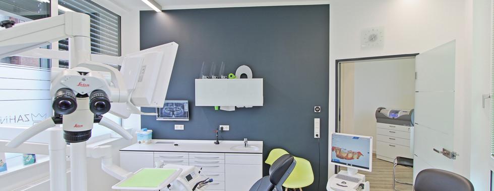 Zahnarztpraxis Lindberg CEREC