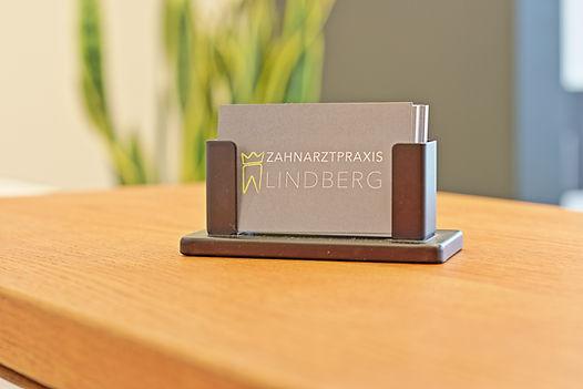Tresen Zahnarztpraxis Lindberg Rahlstedt