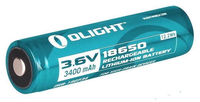 Аккумулятор OLIGHT 18650 3,7 В 3400 MAH
