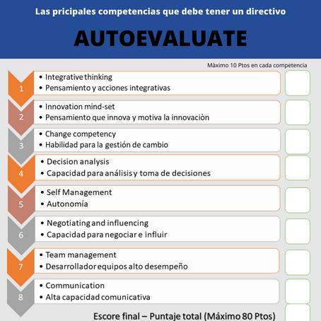 Competencias Directivo Industria 4.0