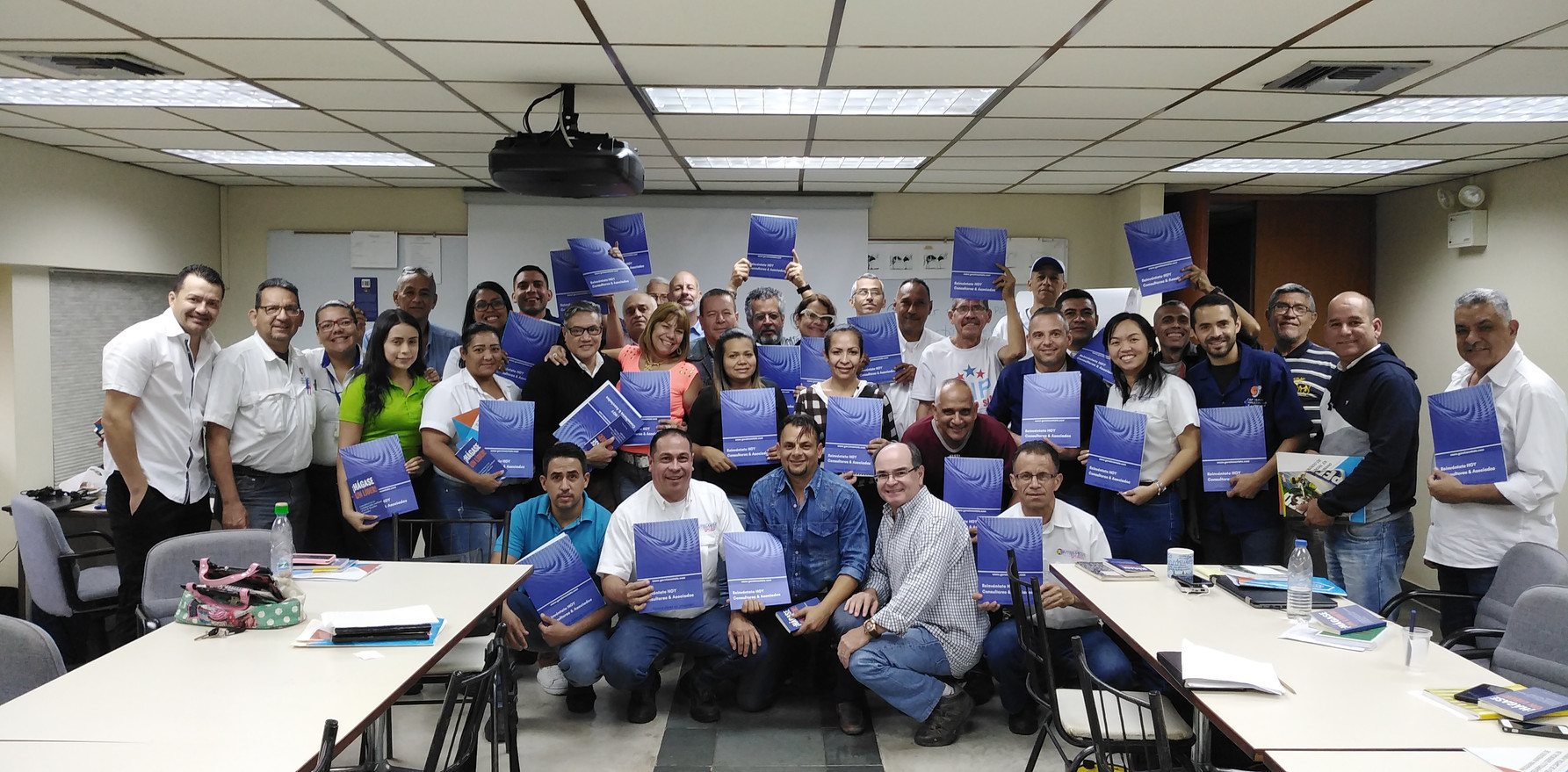 In Company training program
