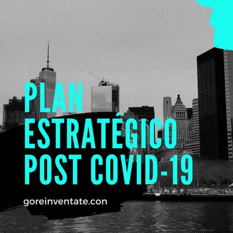 Plan estratègico para la gestiòn exitosa de la reapertura de operaciones post COVID-19