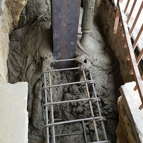 Foundation Repair Omega Structural Inc