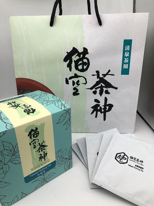 台灣烏龍茶-三角茶包