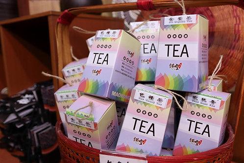 小盒裝茶款