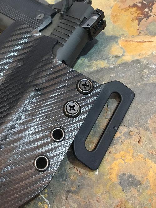 """Type B - 1.75"""" OWB Belt Loops"""