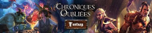 Chronique Oubliée - Fantasy
