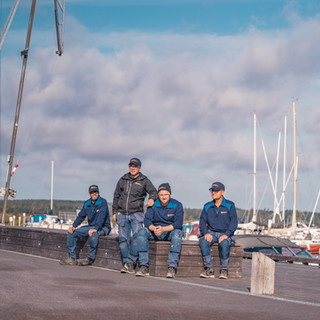 Lidköpings Båtsnickeri for Enterprise Ma