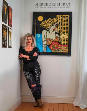 Mercedes Murat for Enterprise Magazine .