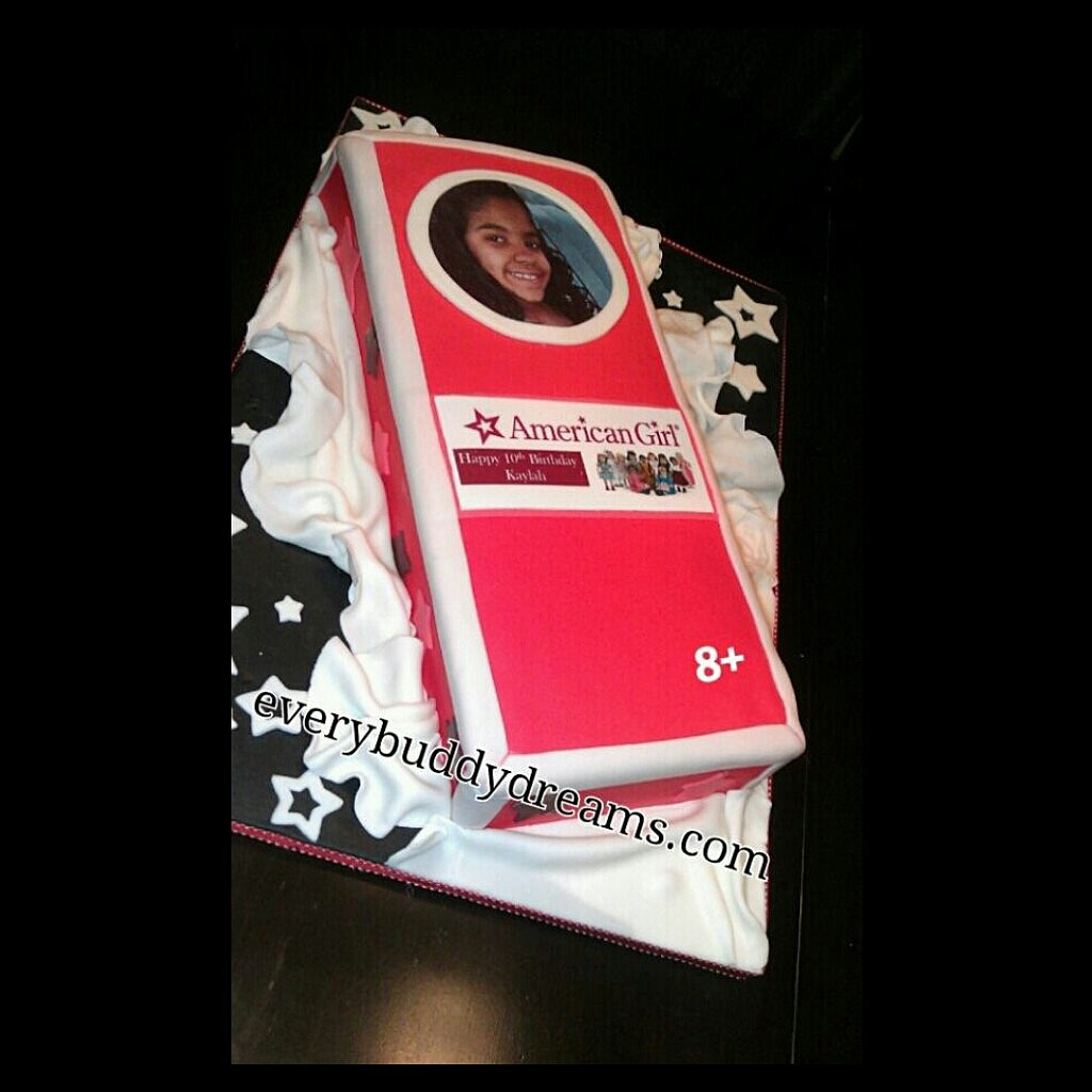 American Girl Doll Cake Images