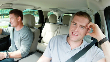 Brian O'Driscoll & Jamie Heaslip - Rugby World Cup