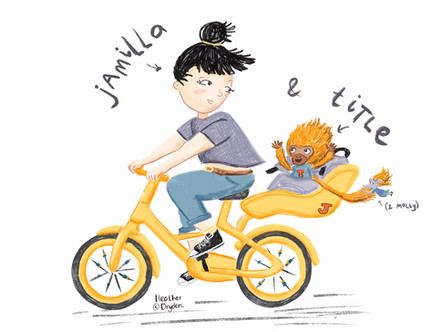 Jamilla and Title