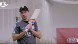 Kia and Surrey Cricket Club - Rory Burns