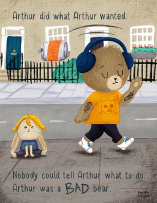 Ignorant Arthur