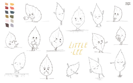Little-Lee Sketches