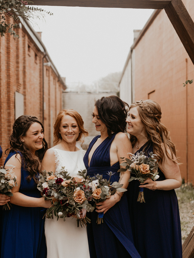 photography - Ash Photography  venue - The Rope Factory - Brantford, ON