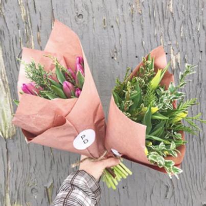 April 5-Week Flower Subscription