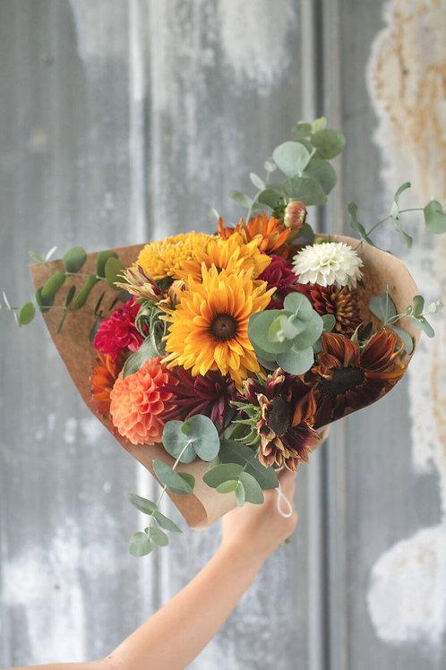 August 4-Week Flower Subscription